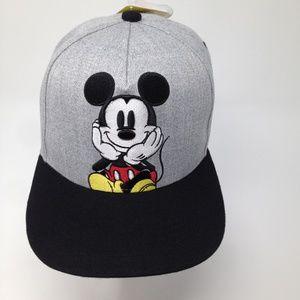 Disney Mickey Mouse Unisex Adjustable Air Holes